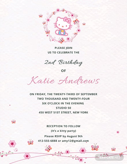 Free hello kitty party invitation template download 344 free hello kitty party invitation template download 344 invitations in psd illustrator word publisher apple pages template filmwisefo