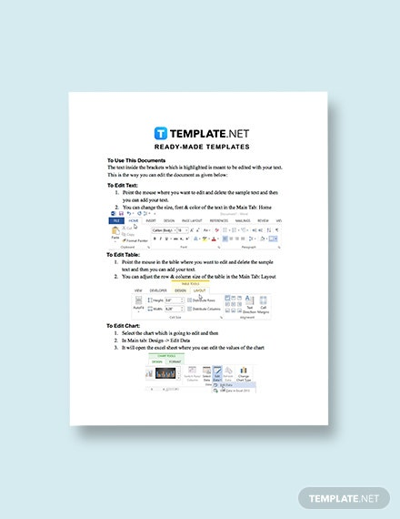 Sample Free Software Change Request Template