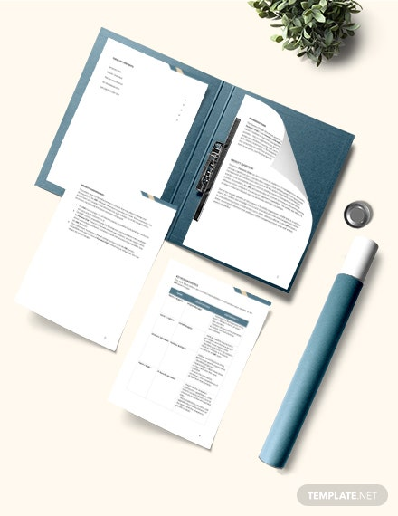 System Design Document Template download