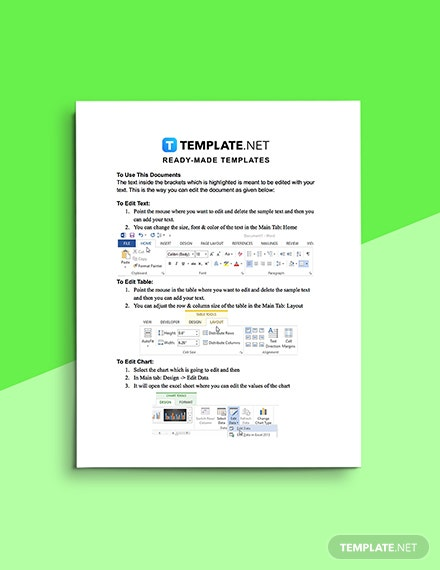 Software Problem Management Template Editable