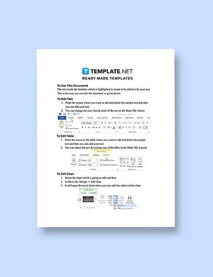 Software Release Management Instruction