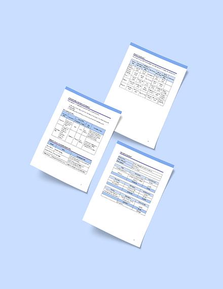 Software Release Management Sample