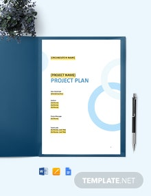 Software Project Management Template