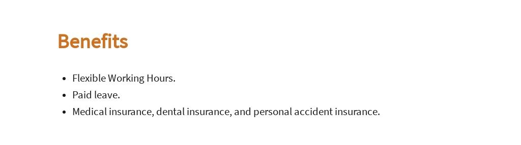 Free Customer Care Account Manager Job Ad/Description Template 6.jpe