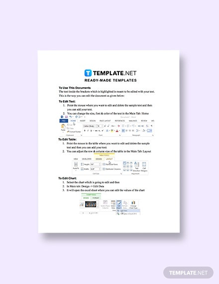 Web Hosting Invoice Template format