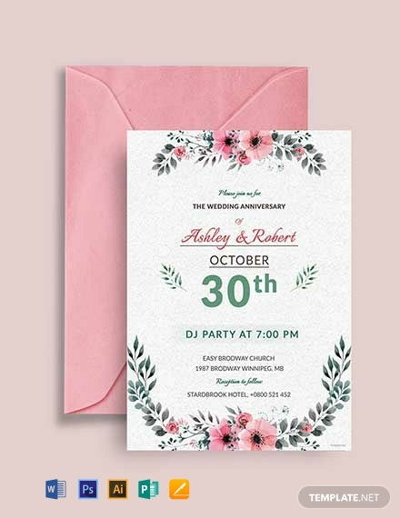 7 Free Save The Date Invitation Templates In Microsoft Word
