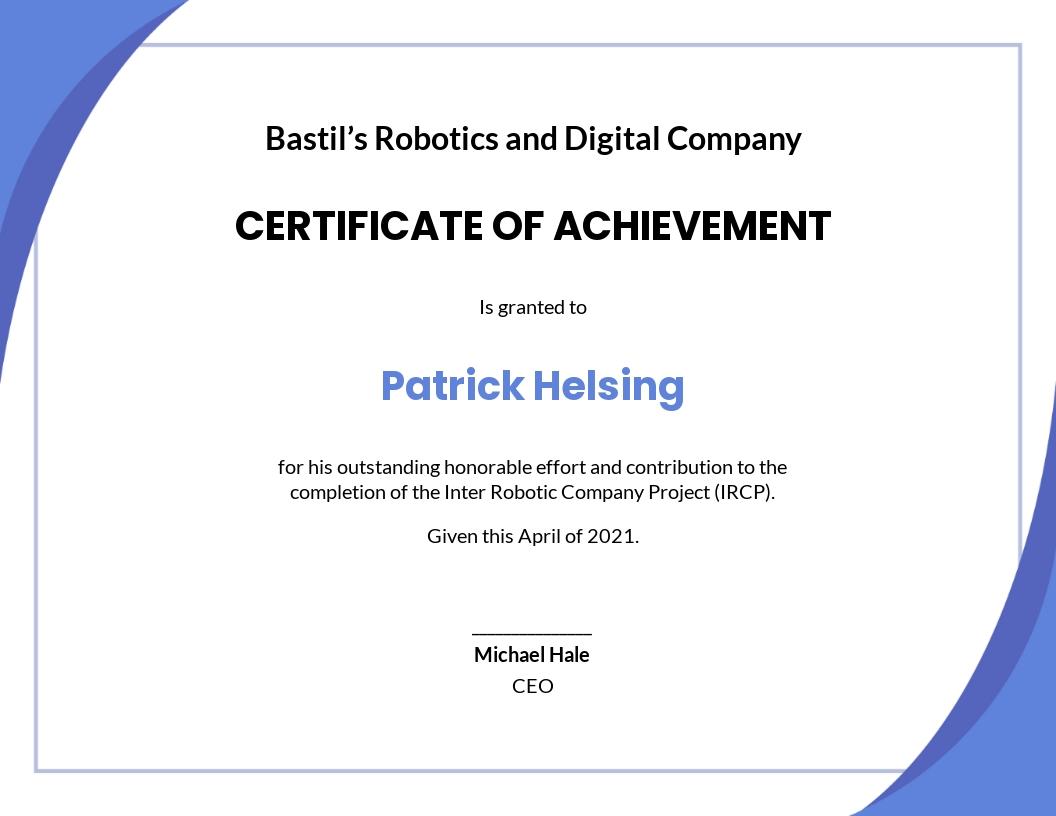 IT Achievement Certificate Template.jpe