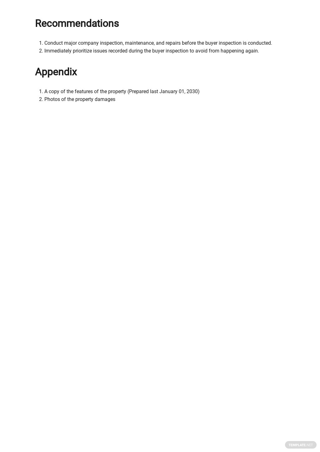 Buyer's Property Inspection Report Template 2.jpe