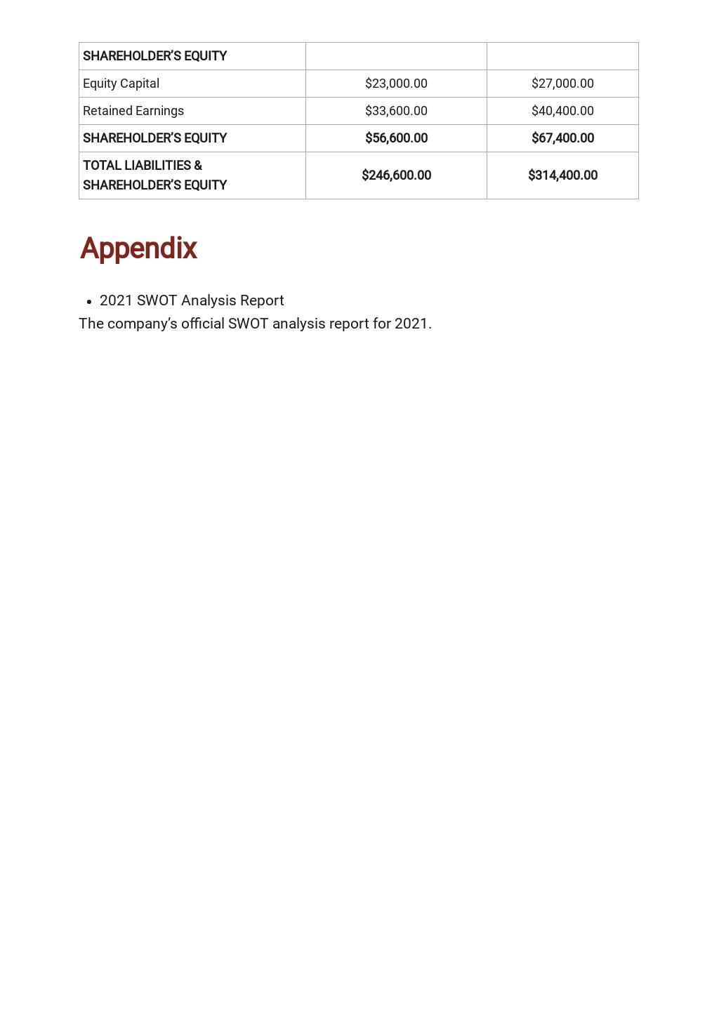 Free Sample Real Estate Business Plan Template 9.jpe