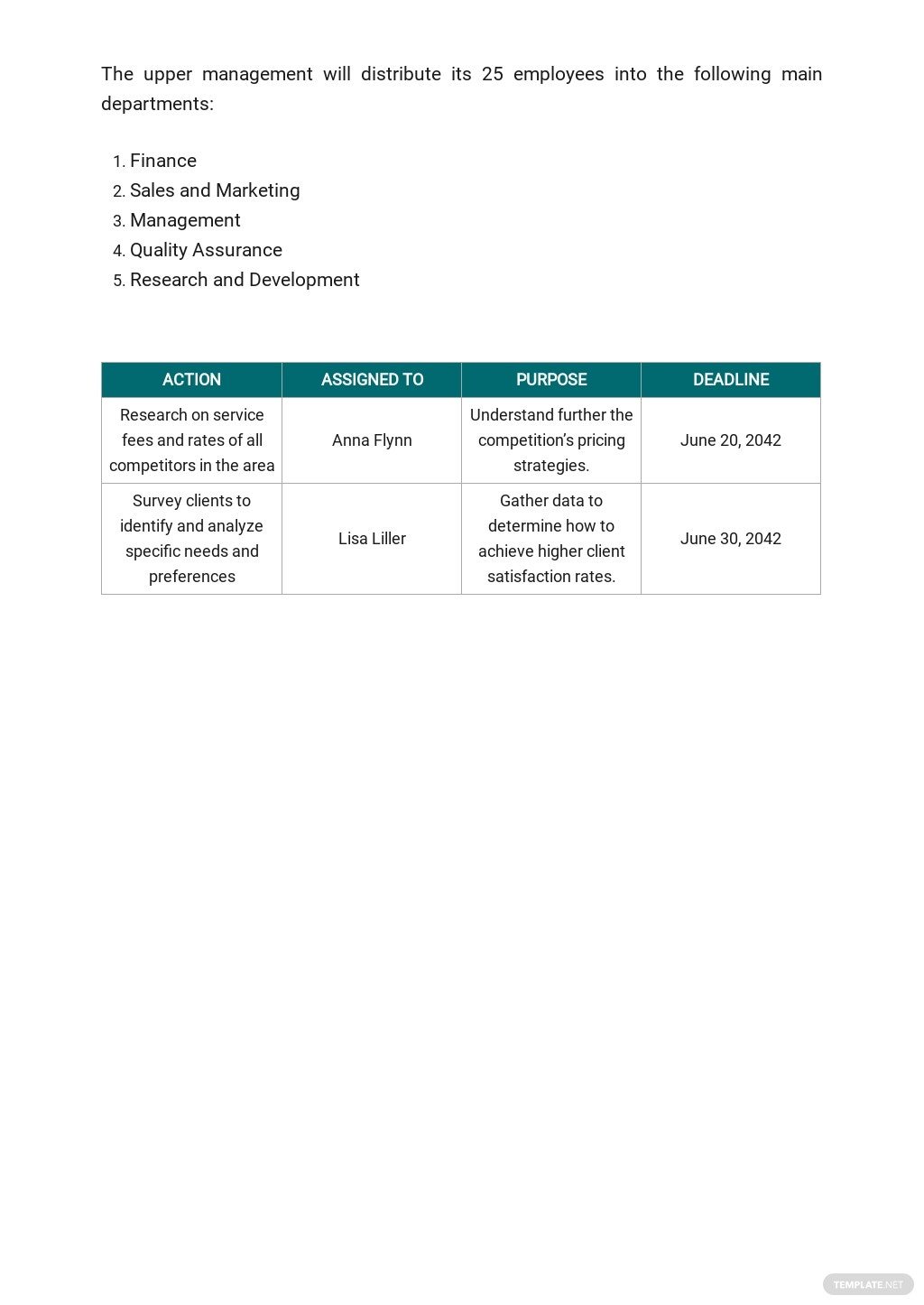 Free Simple Real Estate Business Plan Template 5.jpe