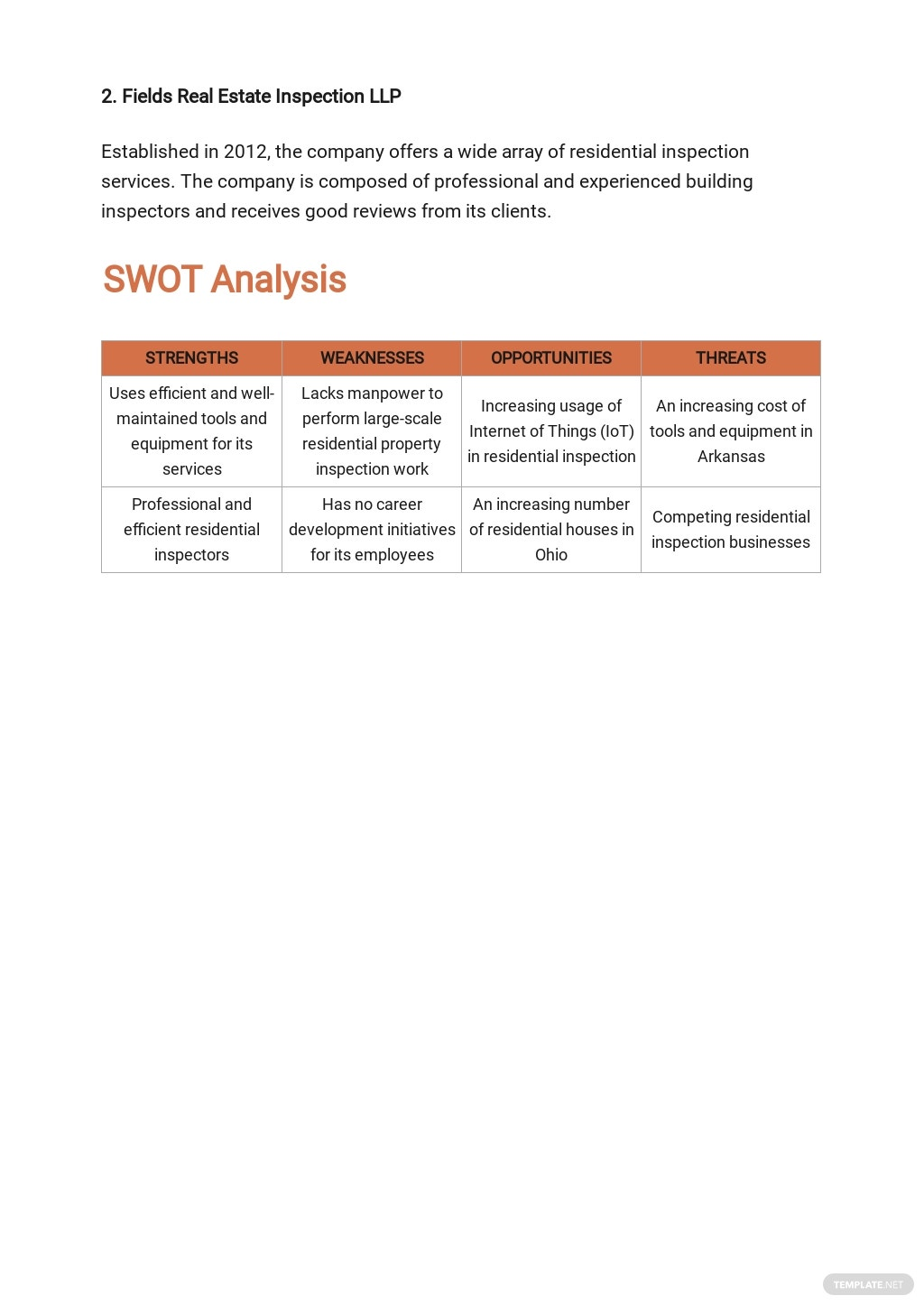 Business Property Inspection Business Plan Template 3.jpe
