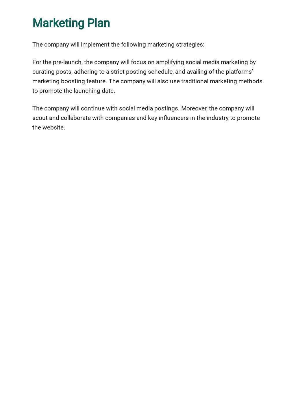 Real Estate Website Business Plan Template 4.jpe