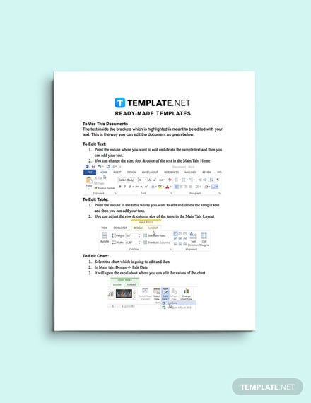 Free Real Estate Listing Form format