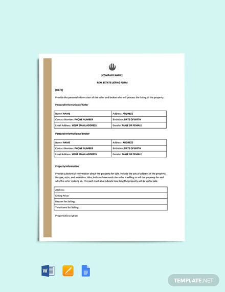 Real Estate Quitclaim Deed Form Template