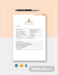 Rent Assistance Form Template