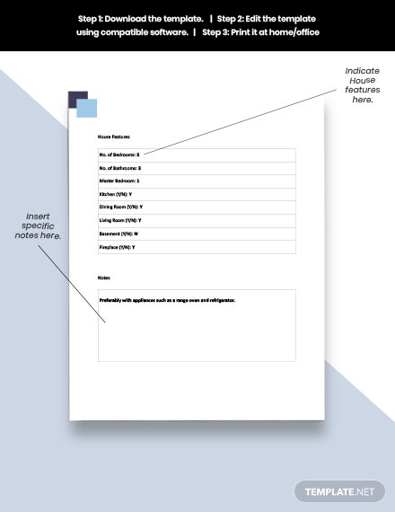Real Estate Sales Lead Form Example