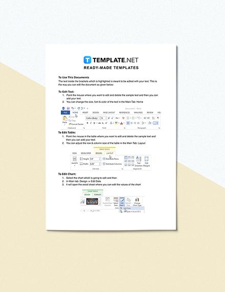 Real Estate Tax Invoice Sample
