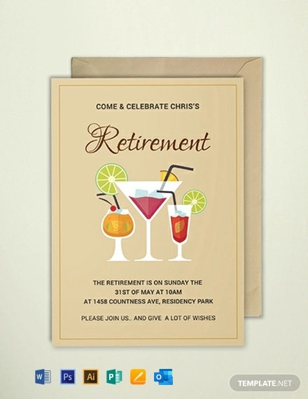 Retirement party templates burge. Bjgmc-tb. Org.