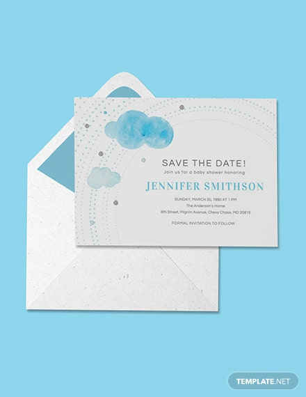 18 Free Baby Invitation Templates Download Ready Made Template Net