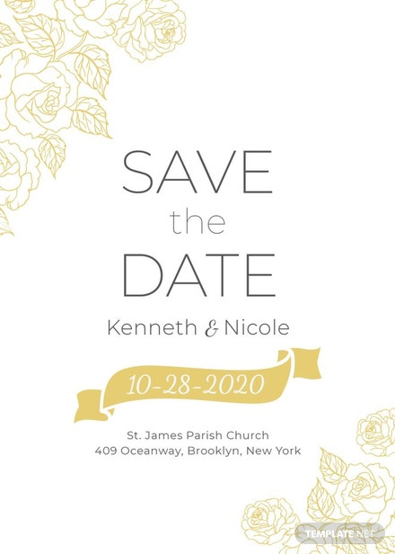 save the date wedding invitation template download 344 invitations