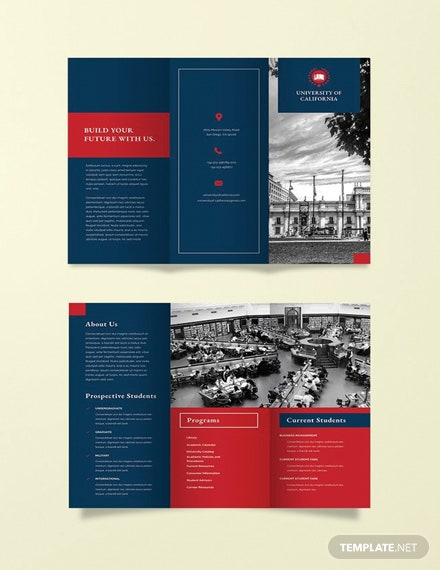 326 Free Brochure Templates Download Ready Made Template