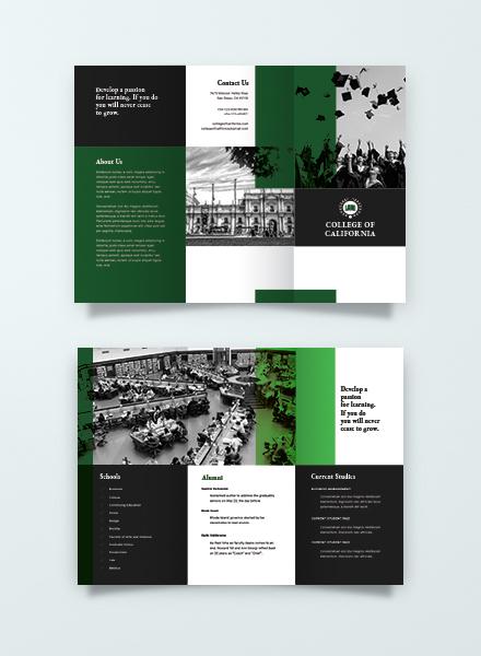 Creative College Brochure Template