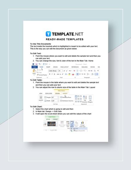 Homebased Work Application Form Instructions