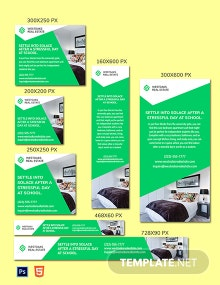 Real Estate Newspaper Ads Template