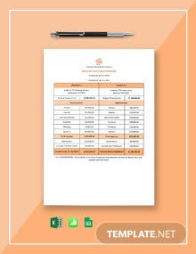 Real Estate Cost Basis Worksheet Template