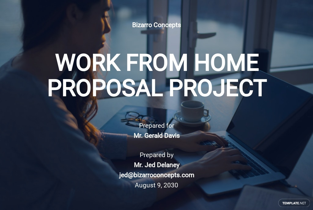 Work From Home Proposal Project Template.jpe