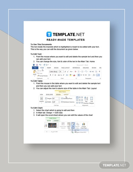 Real Estate Letter Template To Investors Instructions