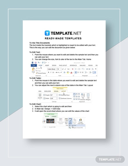 Proof Of Funds Letter Template For A Real Estate Purchase Instruction
