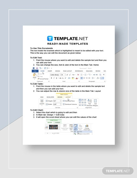 Real Estate Transaction Checklist Instructions