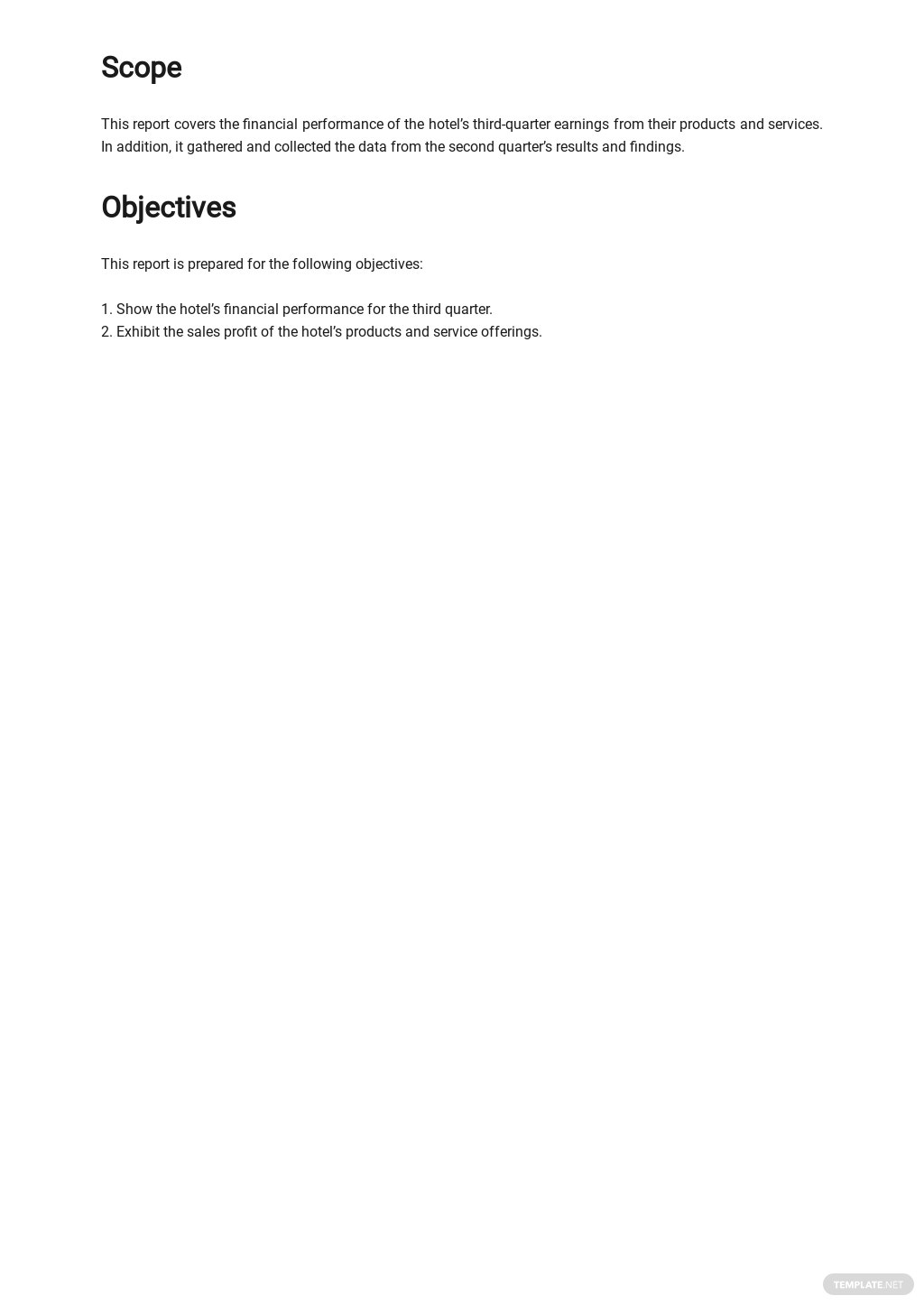 Free Monthly Financial Report Template 1.jpe