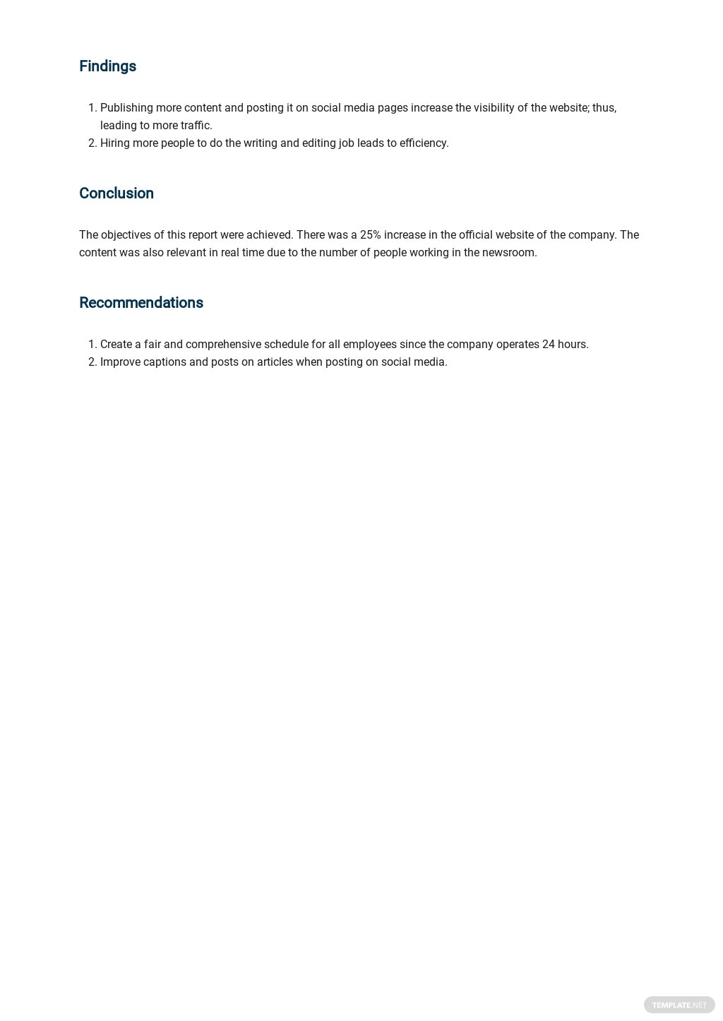 Free Simple Monthly Management Report Template 3.jpe