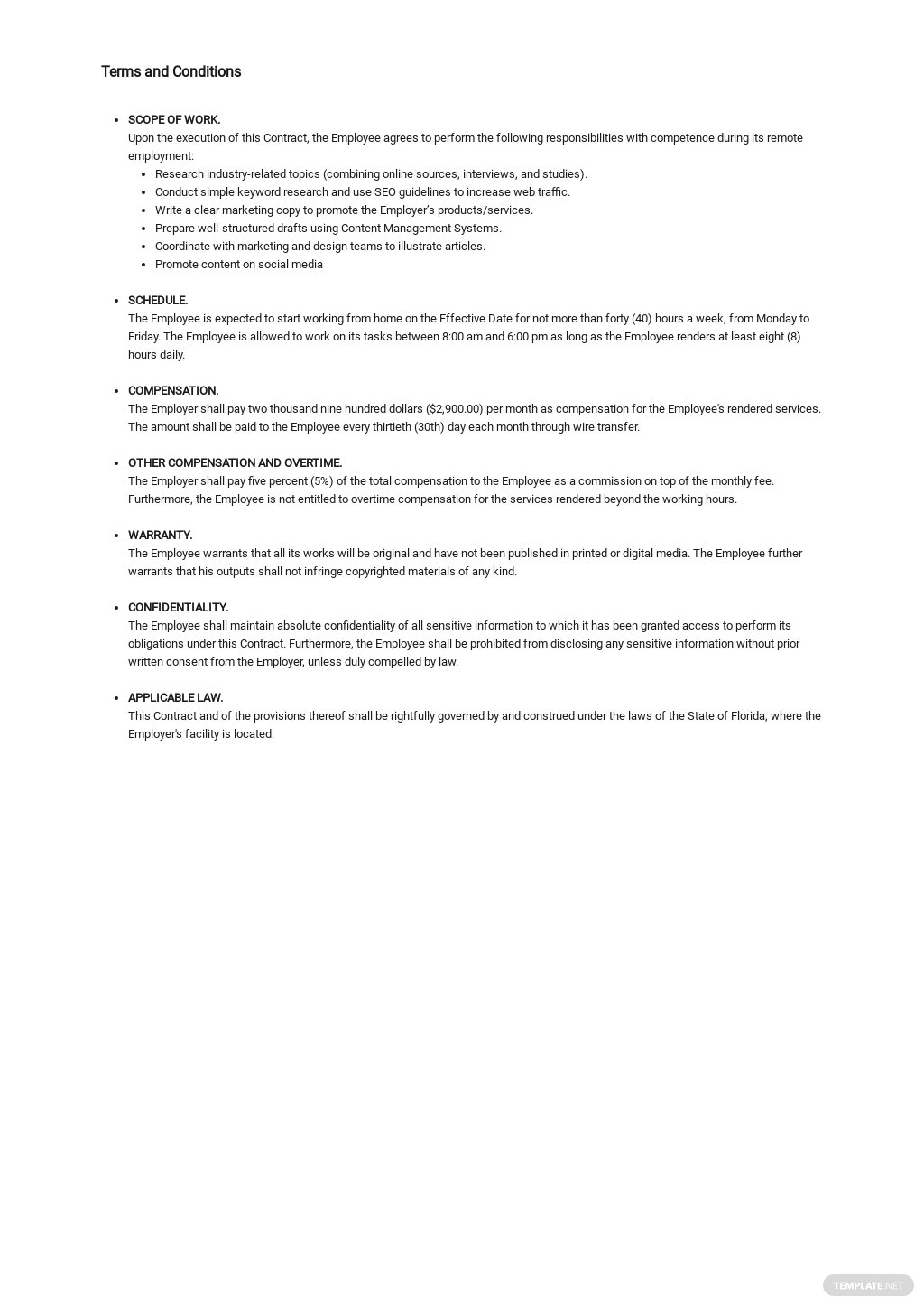 Work From Home Employment Contract Template 1.jpe