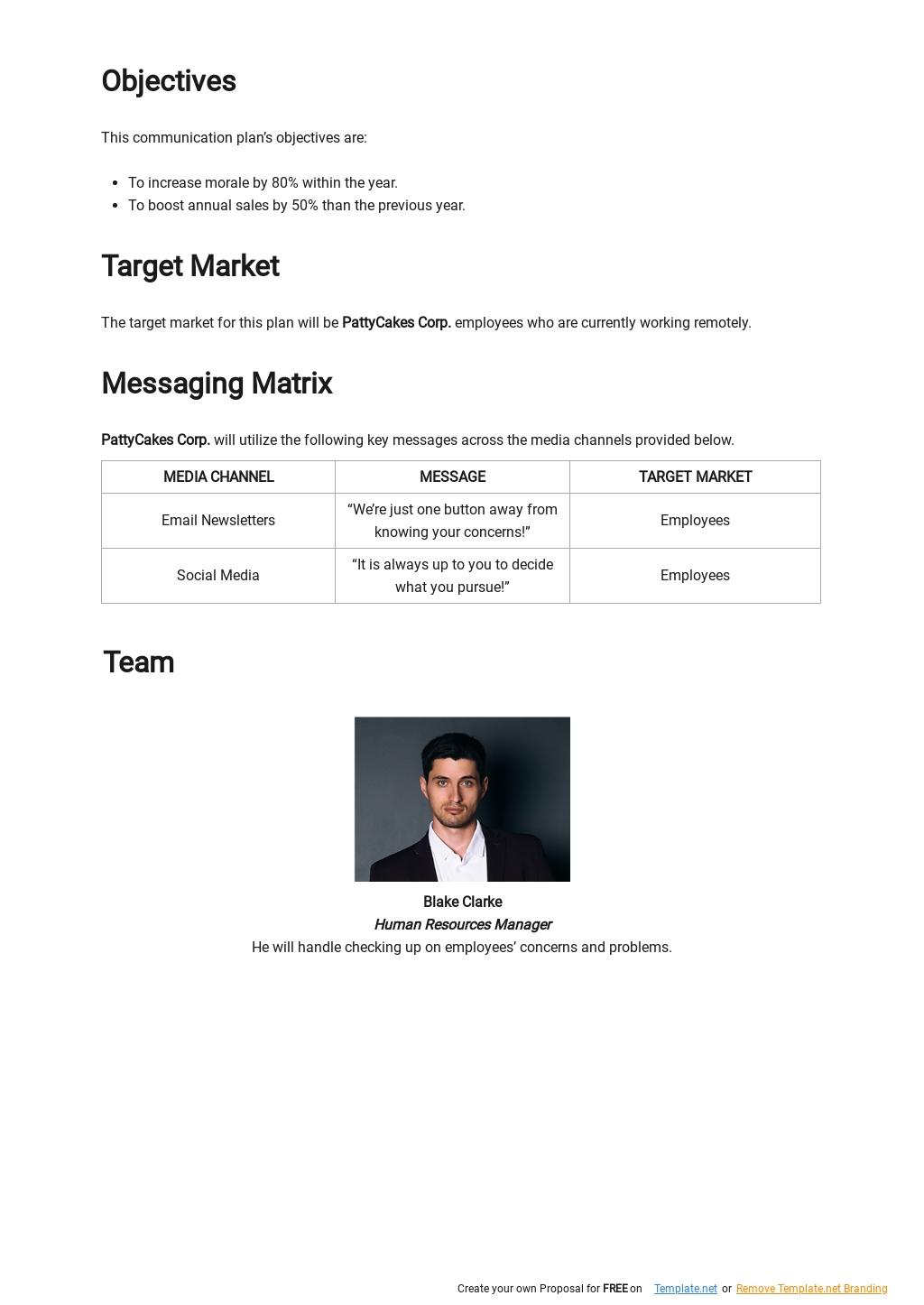 WFH Project Communication Plan Template 1.jpe