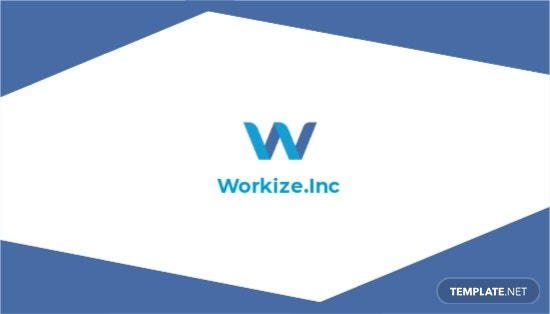 Work From Home Online Business Card Template.jpe