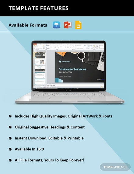 Free Sample Work From Home Presentation Template instruction