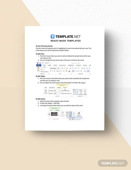 Free Simple Work Form Home Order Download