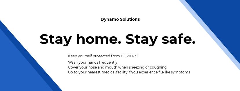 Free Coronavirus COVID-19 Facebook Cover Template