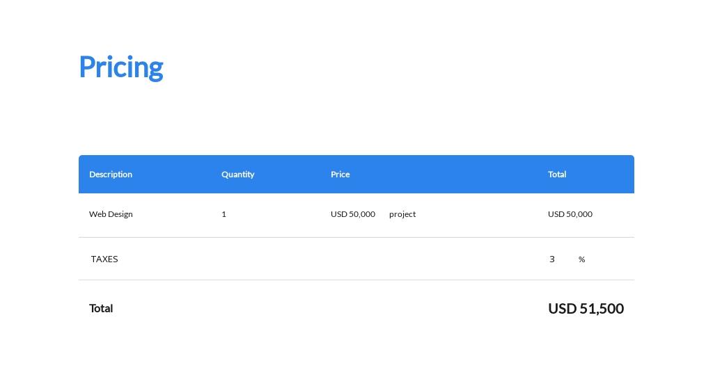 One Page Freelance Web Designer Proposal Template 1.jpe