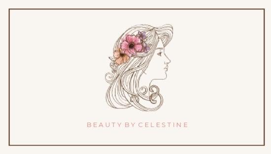 Freelance Makeup Artist Business Card Template.jpe