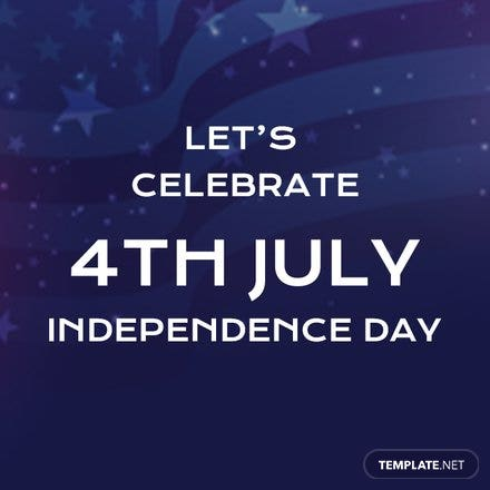 4th of July Facebook Profile Photo