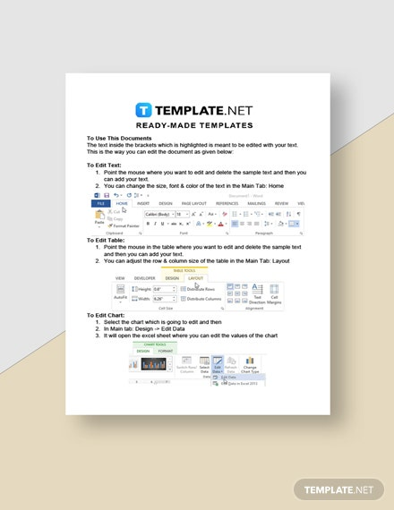 Work From Home Feedback Form Instructions