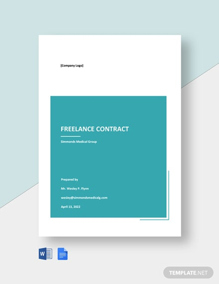 Free Basic Freelance Contract Template
