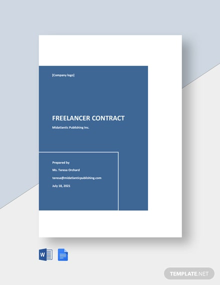 Free Sample Freelancer Contract Template