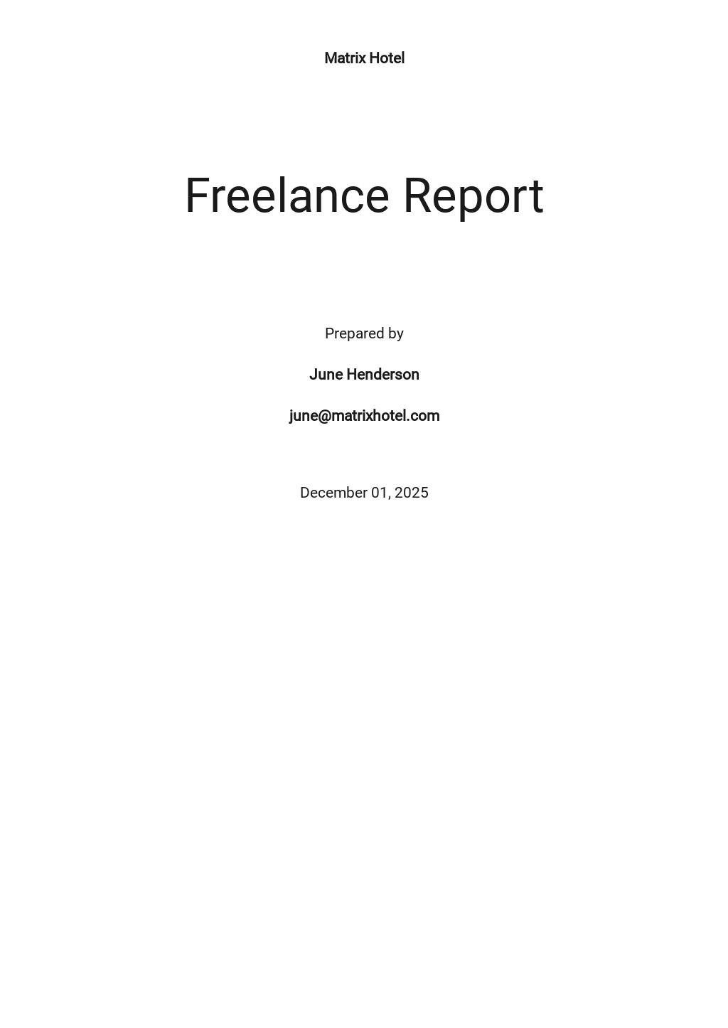 Freelancer Report Template.jpe