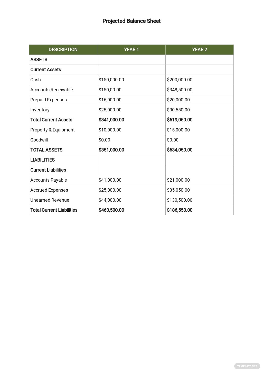 Free Simple Freelance Business Plan Template 9.jpe
