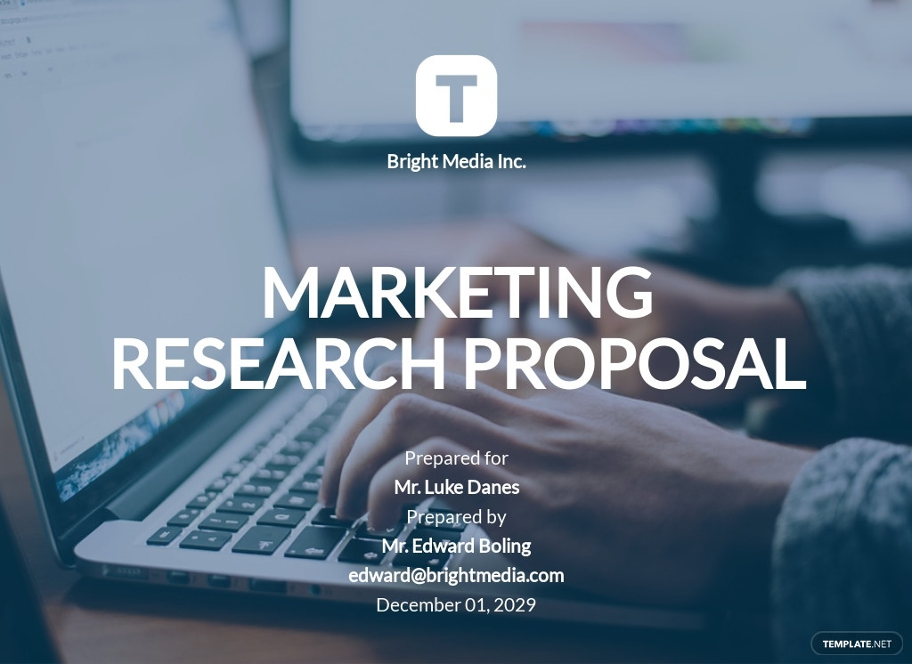 Research Proposal Sample Template